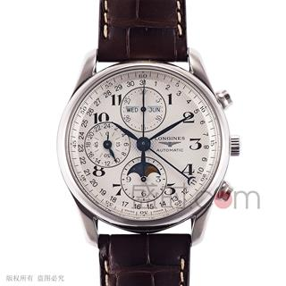 浪琴 Longines MASTER COLLECTION 名匠系列 L2.673.4.78.3 機械 男款
