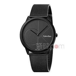 CK Calvin Klein Minimal 简约系列 K3M514B1 石英 男款