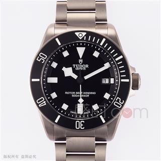 帝舵 Tudor 领潜系列 25500TN-95820黑 机械 男款