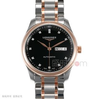浪琴 Longines MASTER COLLECTION 名匠系列 L2.755.5.59.7 机械 男款