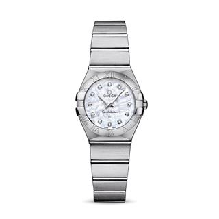 欧米茄 Omega CONSTELLATION 星座系列 123.10.24.60.55.001 石英 女款