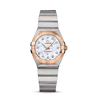 欧米茄 Omega CONSTELLATION 星座系列 123.20.27.60.55.001 石英 女款