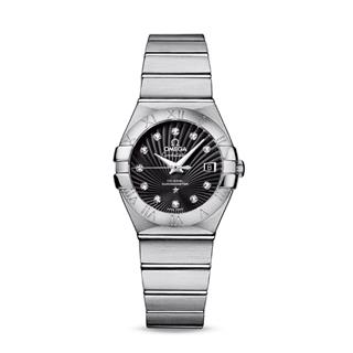 歐米茄 Omega CONSTELLATION 星座系列 123.10.27.20.51.001 機械 女款