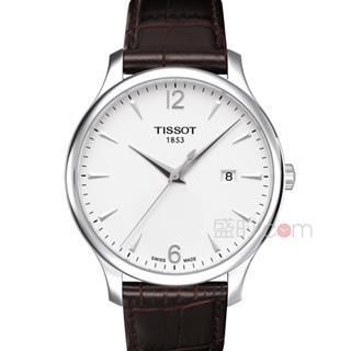天梭 Tissot 经典系列 T063.610.16.037.00 石英 男款