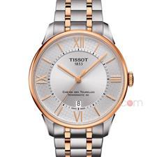 天梭 Tissot 经典系列-杜鲁尔系列  T099.407.22.038.01 机械 男款