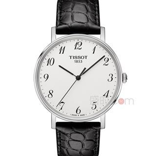 天梭 Tissot 经典系列 T109.410.16.032.00 石英 男款
