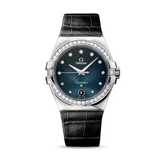 欧米茄 Omega CONSTELLATION 星座系列 123.18.35.60.56.001 石英 女款