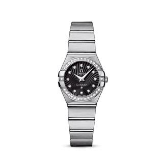 歐米茄 Omega CONSTELLATION 星座系列 123.15.24.60.51.001 石英 女款