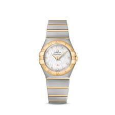 欧米茄 Omega CONSTELLATION 星座系列 123.20.27.60.52.001 石英 女款