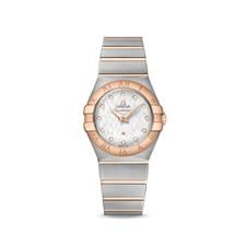 欧米茄 Omega CONSTELLATION 星座系列 123.20.27.60.52.002 石英 女款