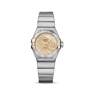 欧米茄 Omega CONSTELLATION 星座系列 123.20.27.20.57.003 机械 女款