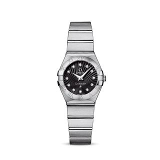 歐米茄 Omega CONSTELLATION 星座系列 123.10.24.60.51.001 石英 女款
