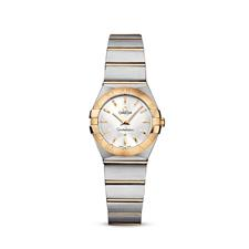欧米茄 Omega CONSTELLATION 星座系列 123.20.24.60.02.002 石英 女款