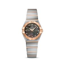欧米茄 Omega CONSTELLATION 星座系列 123.20.24.60.57.005 石英 女款
