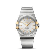 欧米茄 Omega CONSTELLATION 星座系列 123.20.35.20.02.004 机械 男款