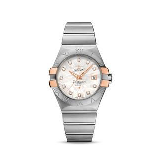 欧米茄 Omega CONSTELLATION 星座系列 123.20.31.20.55.003 机械 女款