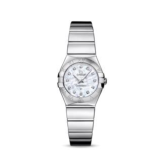 欧米茄 Omega CONSTELLATION 星座系列 123.10.24.60.55.002 石英 女款