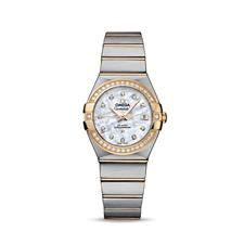 欧米茄 Omega CONSTELLATION 星座系列 123.25.27.20.55.003 机械 女款