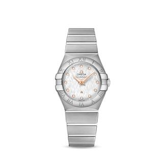 欧米茄 Omega CONSTELLATION 星座系列 123.10.27.60.52.001 石英 女款