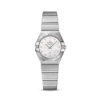 歐米茄 Omega CONSTELLATION 星座系列 123.10.24.60.55.003 石英 女款