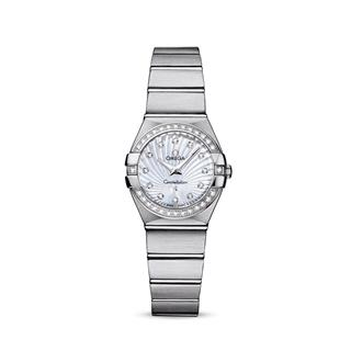 欧米茄 Omega CONSTELLATION 星座系列 123.15.24.60.55.002 石英 女款
