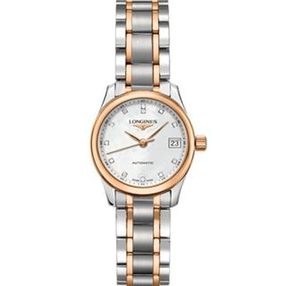 浪琴 Longines MASTER COLLECTION 名匠系列 L2.128.5.89.7 機械 女款