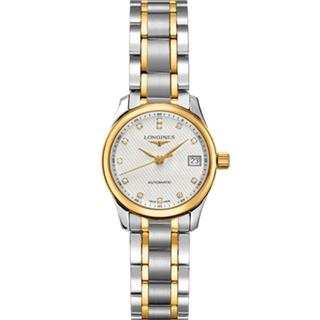 浪琴 Longines MASTER COLLECTION 名匠系列 L2.128.5.77.7 机械 女款