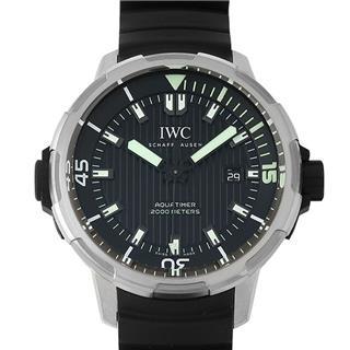 万国 IWC AQUATIMER 海洋时计系列 IW358002 机械 男款