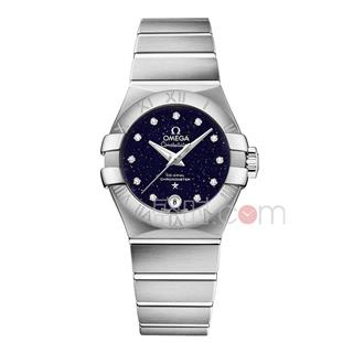 欧米茄 Omega CONSTELLATION 星座系列 123.10.27.20.53.001 机械 女款
