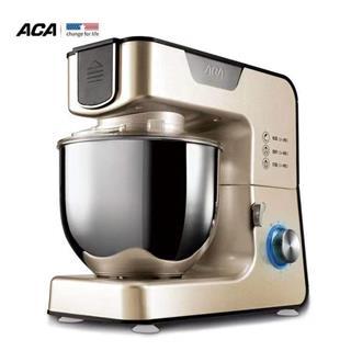 北美电器(ACA)厨师机家用全自动料理机和面机揉面机打奶油机鲜奶机打蛋器多功能搅拌机AM-CG108