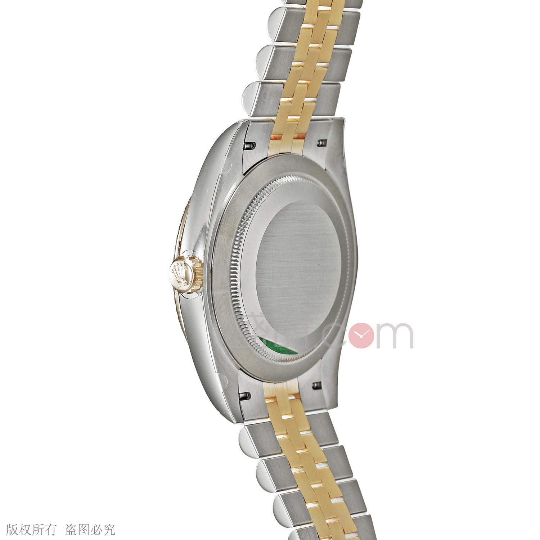 劳力士 ROLEX OYSTER PERPETUAL 蚝式恒动系列 126333-G-62613黄石 机械 男款