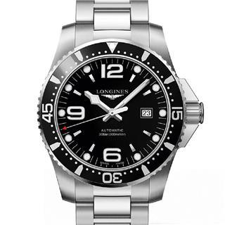 浪琴 Longines HYDRO CONQUEST 康卡斯潜水系列 L38414566 机械 男款