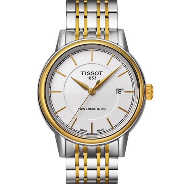 天梭 Tissot 经典系列 T085.407.22.011.00 机械 男款