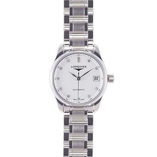 浪琴 Longines MASTER COLLECTION 名匠系列 L2.128.4.77.6 机械 女款