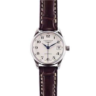 浪琴 Longines MASTER COLLECTION 名匠系列 L2.128.4.78.3 機械 女款