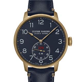 雅典 Ulysse Nardin MARINE 航海系列 1187-320LE/63 机械 男款