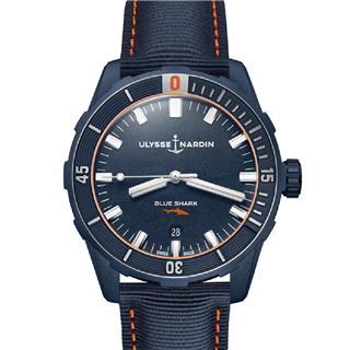 雅典 Ulysse Nardin DIVER 潜水系列 8163-175LE/93-BLUE 机械 男款