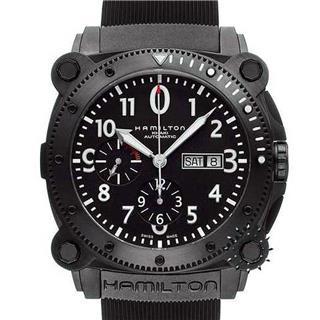 汉米尔顿 Hamilton KHAKI NAVY 卡其 海军 H78686333 机械 男款
