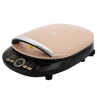 美的(Midea)煎烤机 速脆技术 双面悬浮加热 智能分区菜单 深盘设计