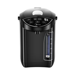 美的(Midea)电热水瓶 十段控温 双温显示 3种烧水模式