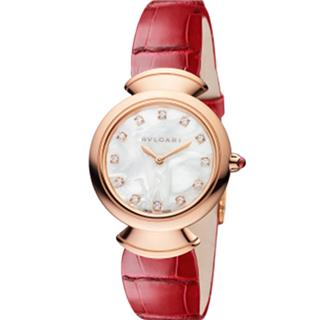 宝格丽 BVLGARI DIVA WATCHES 102840B 石英 女款