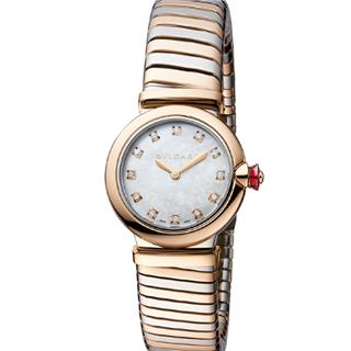 宝格丽 BVLGARI LVCEA WATCHES 102952B 石英 女款
