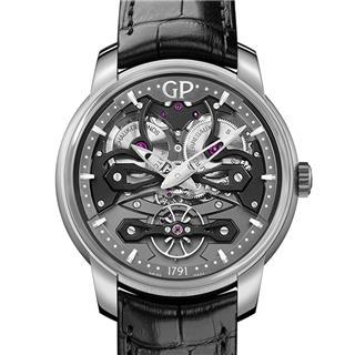 芝柏 Girard-Perregaux GP1966系列 84000-21-001-BB6A 机械 男款