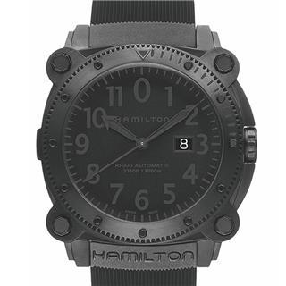 汉米尔顿 Hamilton KHAKI NAVY 卡其 海军 H78585333 机械 男款