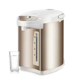 美的(Midea)電熱水瓶 5L容量 4段溫控電熱水壺