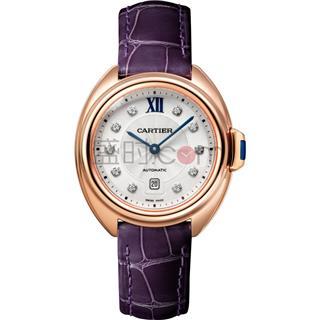 卡地亚 Cartier CLE DE CARTIER腕表 WJCL0031 机械 女款