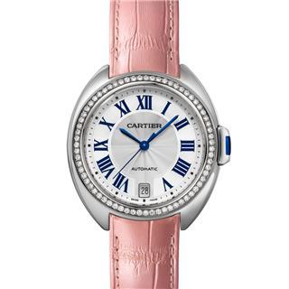卡地亚 Cartier CLE DE CARTIER腕表 W4CL0006 机械 男款