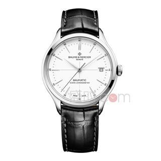 名士 Baume & Mercier CLIFTON 克里頓系列 M0A10436 機械 男款