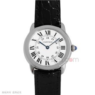 卡地亚 Cartier RONDE DE CARTIER腕表 W6700155 石英 女款