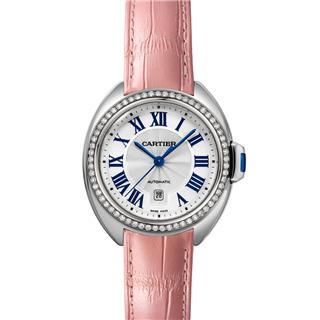 卡地亚 Cartier CLE DE CARTIER腕表 W4CL0005 机械 女款